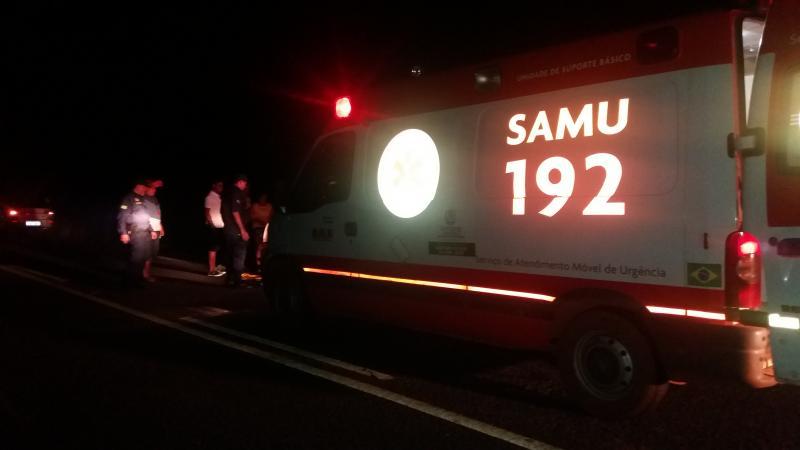 Jovem de 17 anos morre após grave acidente na BR-343