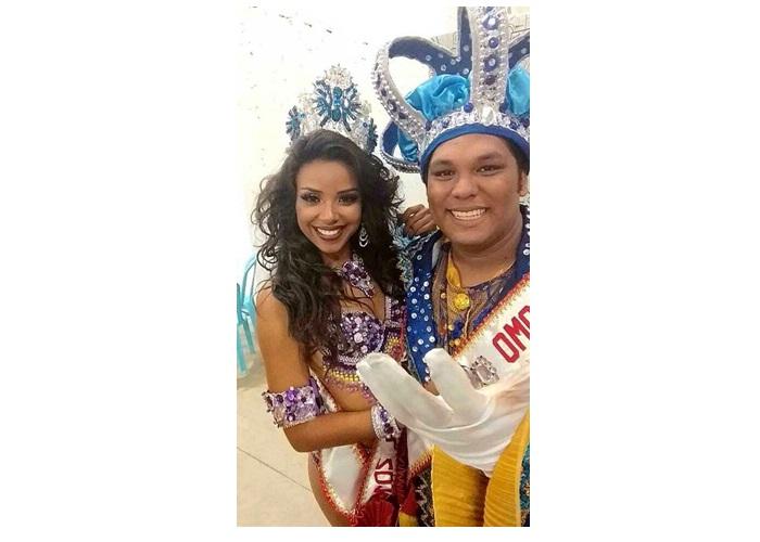 Concurso elege Rei e Rainha de Carnaval em Teresina