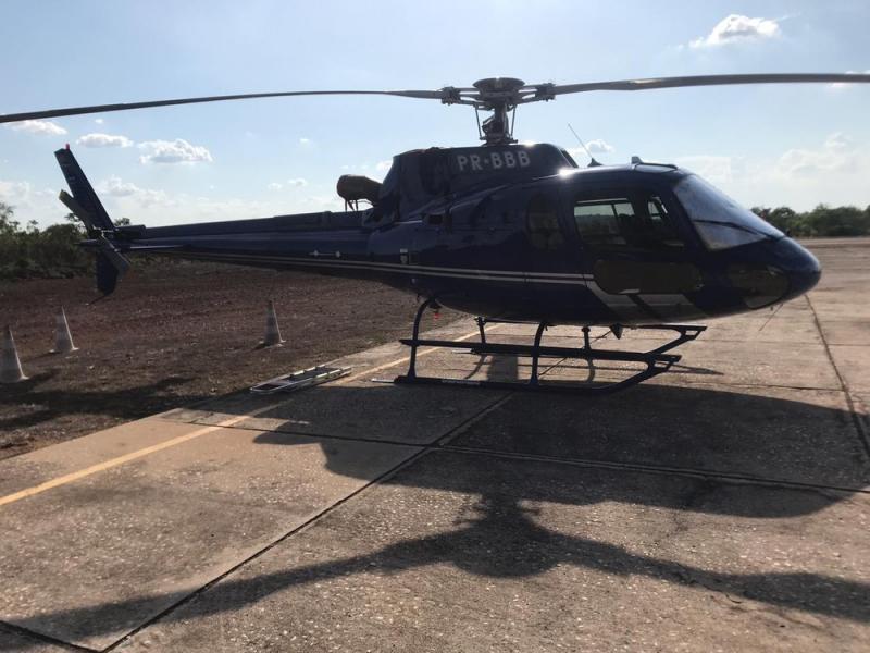 Suspeitos presos durante apreensão de aeronaves e drogas são soltos