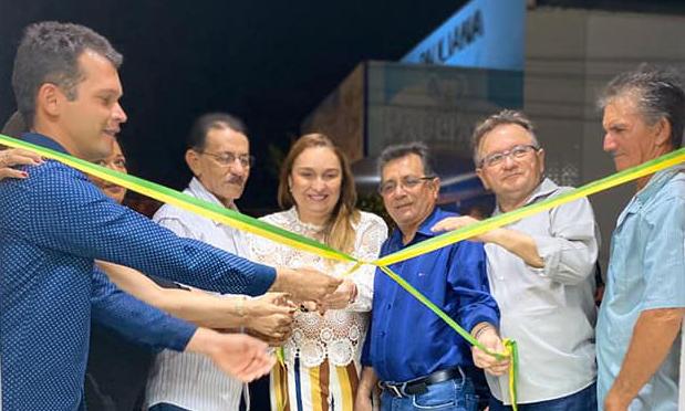 Inaugurada reforma e ampliação do hospital de Joaquim Pires