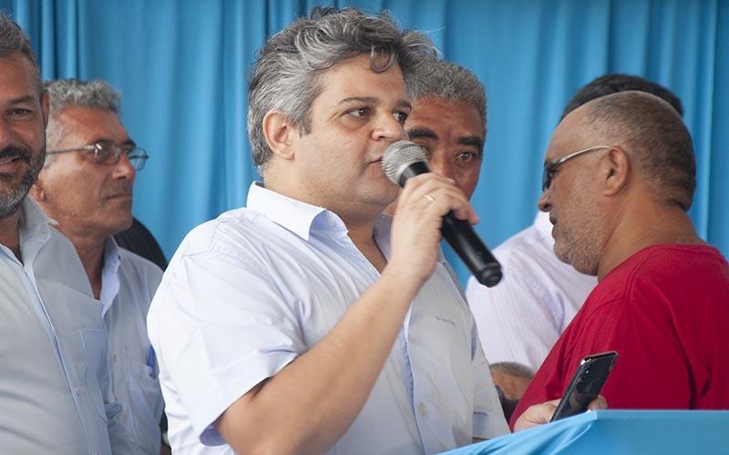 Miguel Leão | Robertinho cita obras e projetos para o ano de 2020