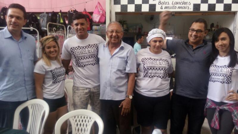 Dr. Pessoa participa de café da manhã com representantes do PSL