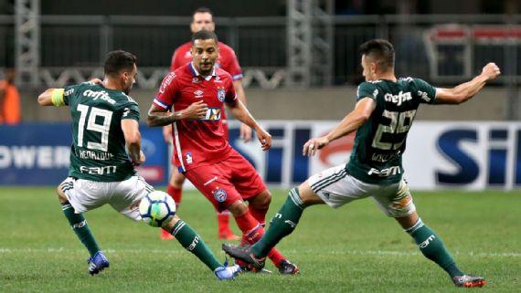 Luxemburgo indica, e Palmeiras quer contratar volante do Bahia