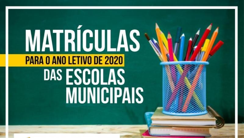 Educação de Lagoinha confirma data de matrículas e rematriculas escolares