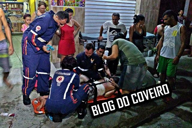Homem é esfaqueado várias vezes por desafeto no Piauí