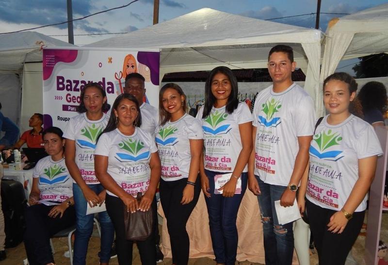 I Feira do Empreendedor foi realizada na cidade de Agricolândia