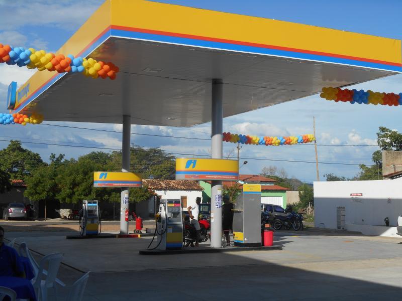 Auto Posto Reis é inaugurado no Município de Nazaré do Piauí