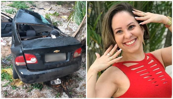 Morte de biomédica: PRF constata que motorista dirigia a 11h