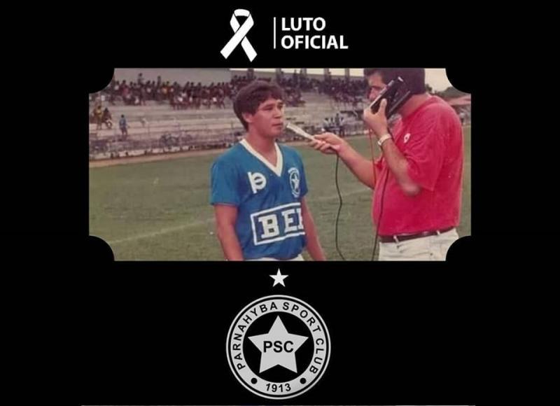 Ex-jogador do Parnahyba Sport Club morre no litoral do Piauí
