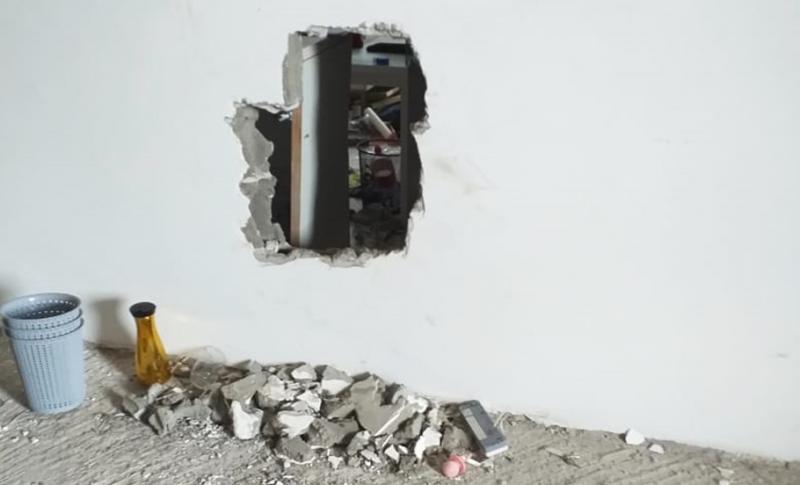 Além de joias, quadrilha furtou circuito de câmeras de edifício comercial