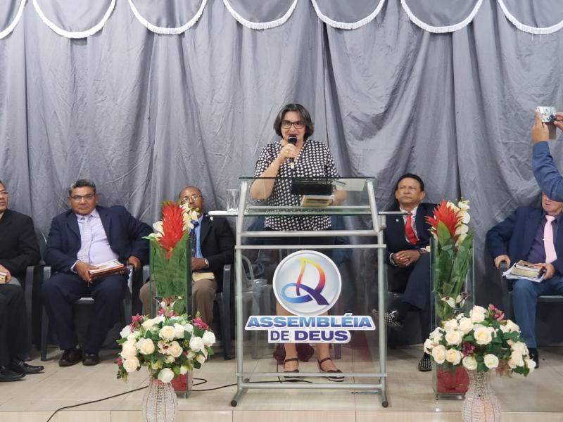 Confira agenda da Vice Prefeita Vanessa Reis desse Fim de Semana.