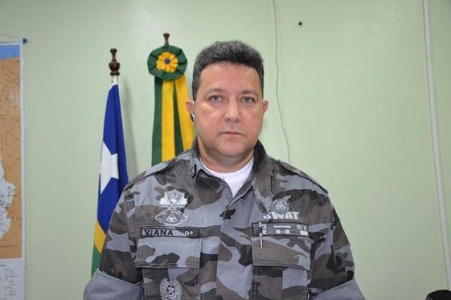 Comandante do 4ºBPM é exonerado após defender morte de bandidos