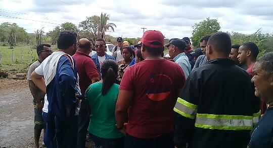 Após acordo com manifestantes PI 113 é liberada em José de Freitas.
