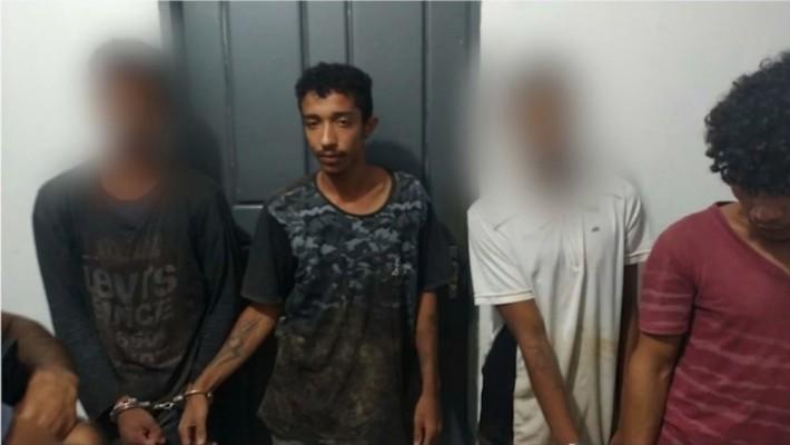 Vídeo: Presos os suspeitos de degolar homens e estuprar mulher em Grajaú
