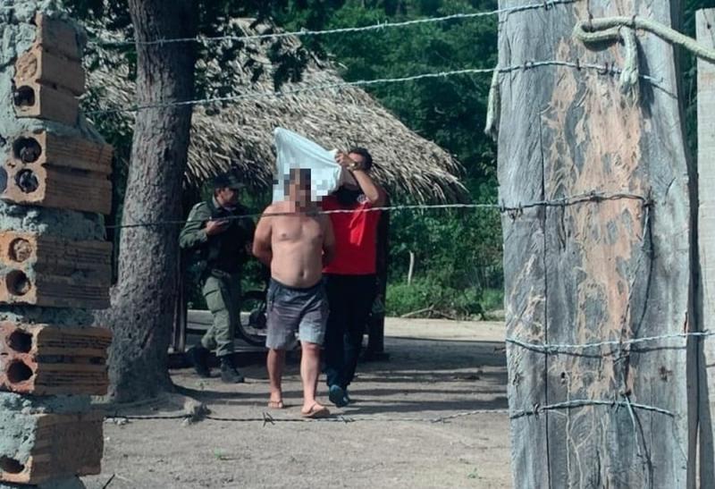 Homem suspeito de torturar a esposa no Piauí é preso pela 2ª vez