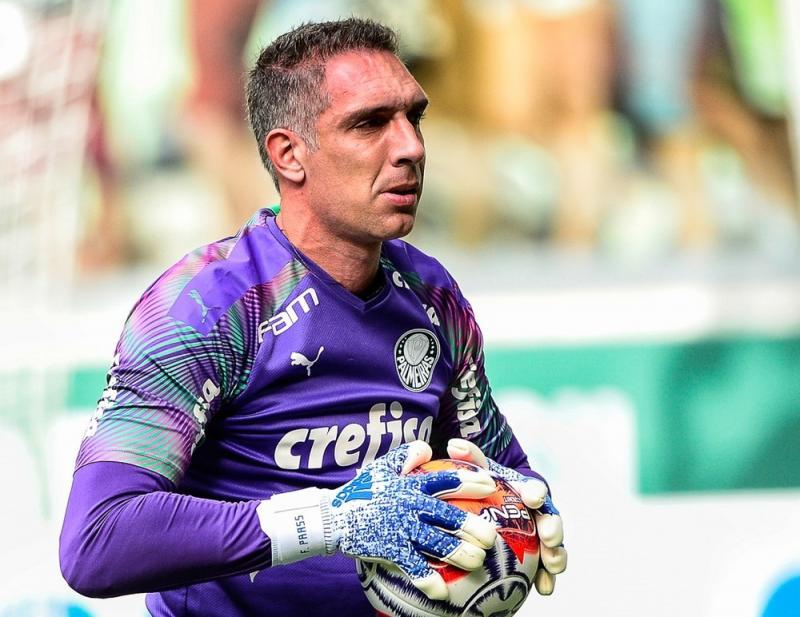 Ceará contrata o goleiro Fernando Prass para 2020