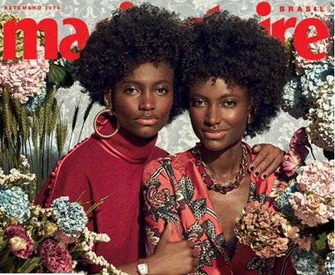Com formação acadêmica, gêmeas maranhenses quebram o tabu da moda