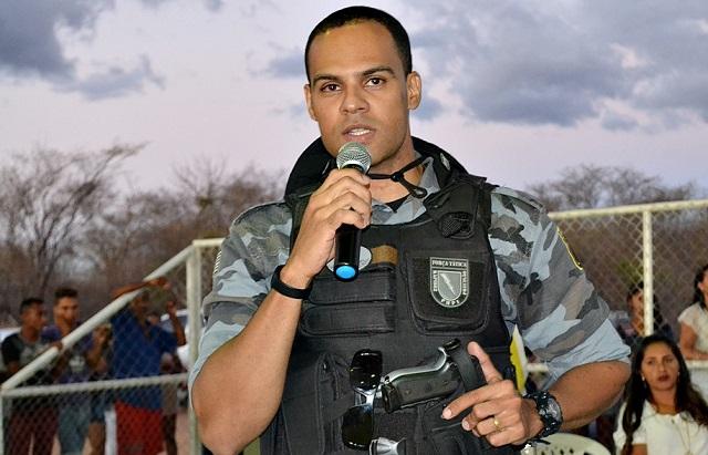 Major Felipe assume 4º Batalhão da PM de Picos