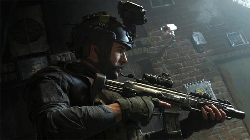 Call of Duty: Modern Warfare foi o game mais baixado do PlayStation 4 em 2019 — Foto: Reprodução/PlayStation Store