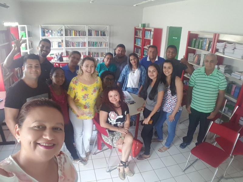 Secretaria Municipal de Saúde de Olho D'água promove curso para funcionários