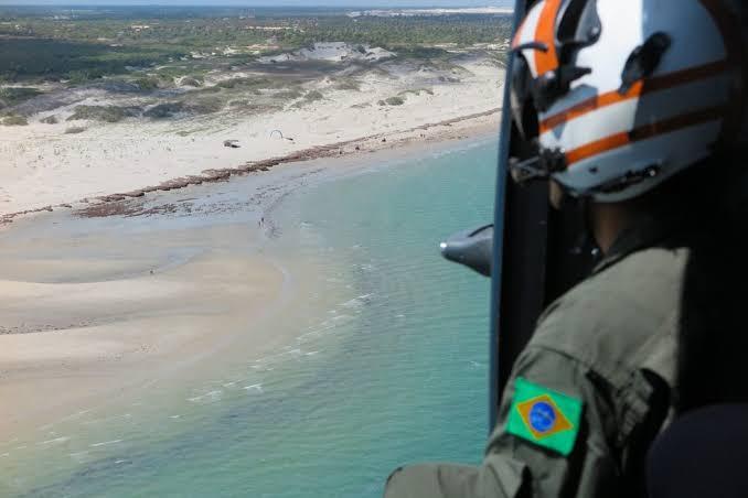 Marinha vai monitorar óleo e tráfico no litoral piauiense