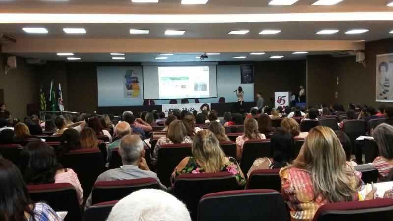 Secretária de Educação de Olho D'água participa de seminário UNDIME na OAB-PI