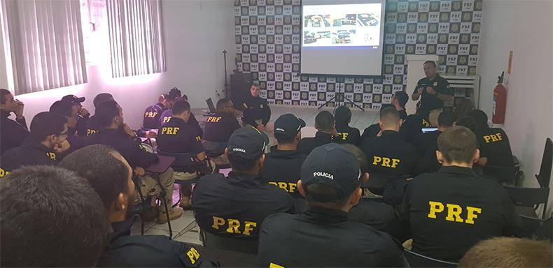 PRF inicia treinamento de 44 novos policiais para Picos e Floriano