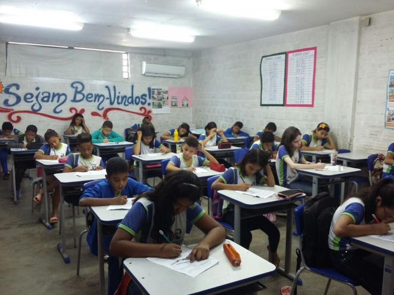 Teresina é a 1ª capital do Nordeste com melhor índice de frequência escolar