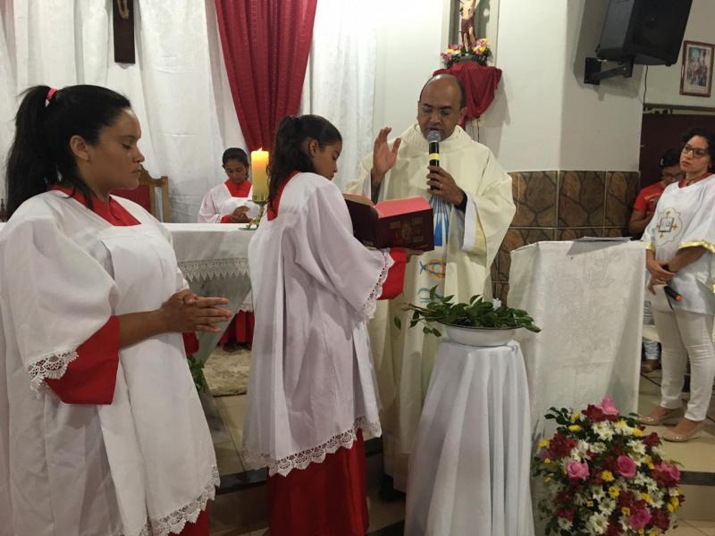 Povoado Mocambinho celebra Festejos de São Sebastião