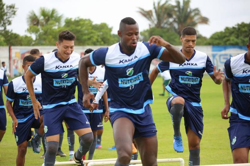 Altos recebe reforço de ex-jogador do Vasco para 2018