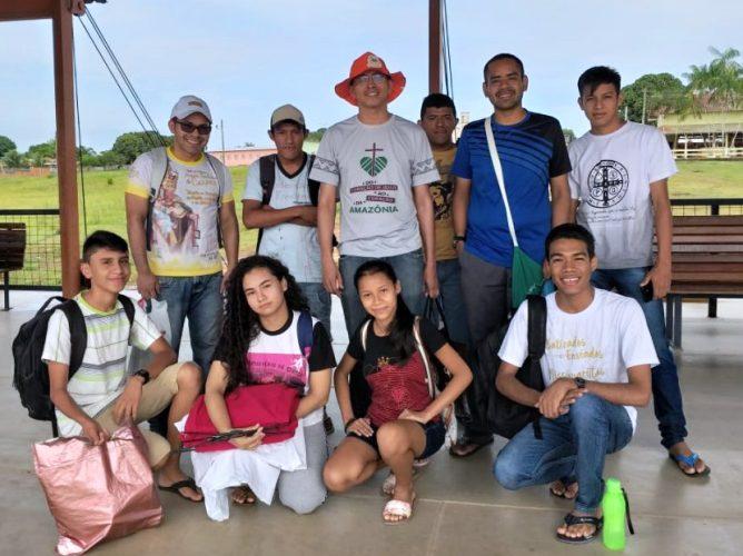 Seminarista da Diocese de Campo Maior participa de missão na Amazônia