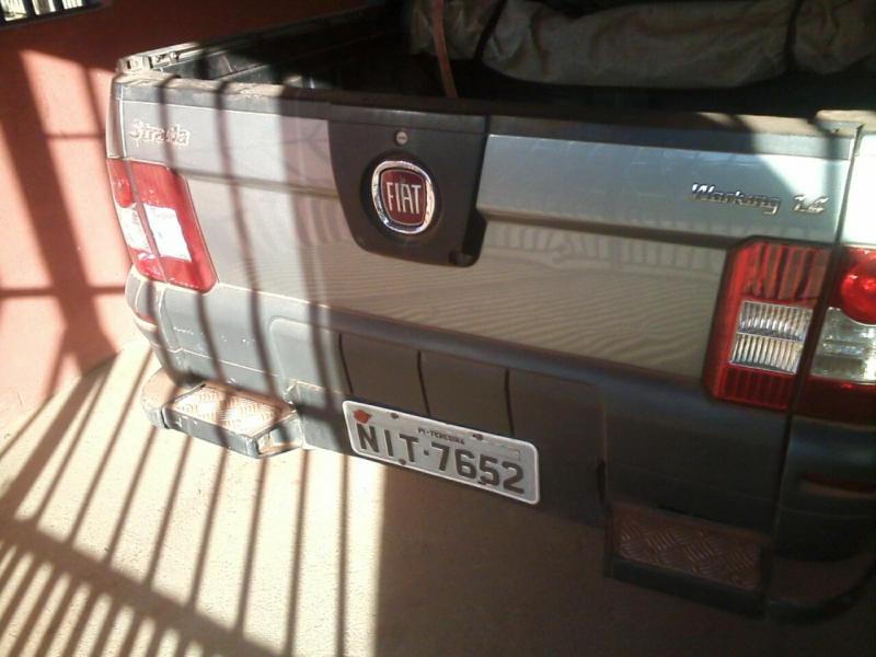 Veículo roubado, proprietário João Alves da Silva