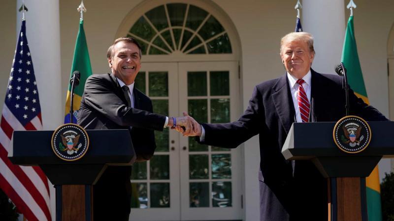 Em gesto a Bolsonaro, EUA apoiam candidatura do Brasil na OCDE