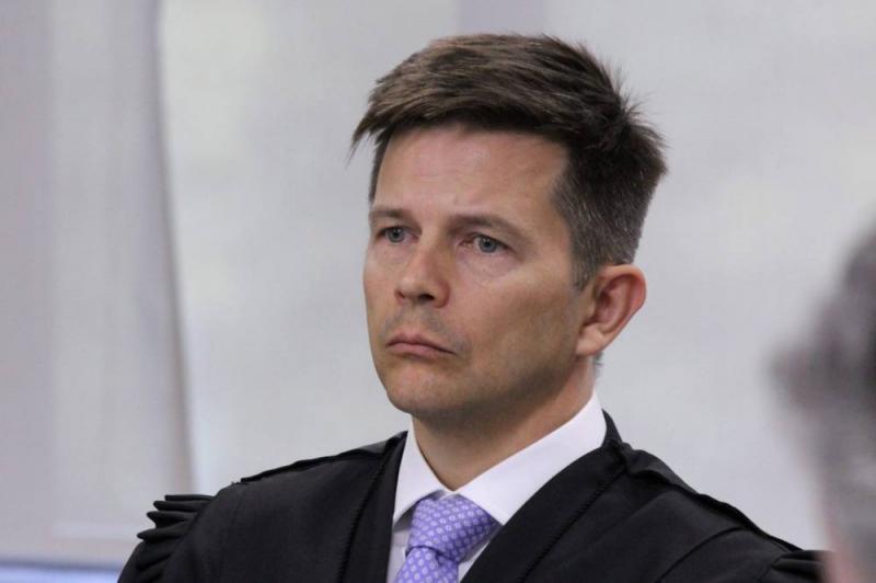 Desembargador Leandro Paulsen no julgamento de Lula no TRF4 (Sylvio Sirangelo/TRF4/Divulgação)