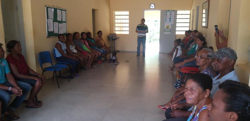 2ª Etapa do programa de melhorias sanitárias, será iniciada em LandrI Sales