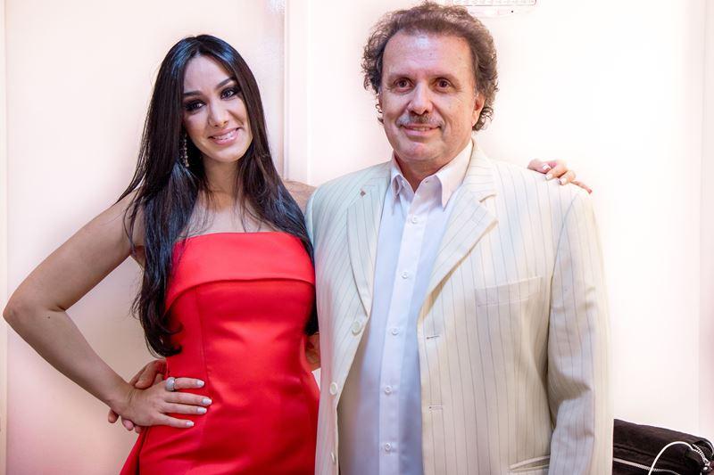 Maestro do Rei Roberto Carlos e Marina Elali realizarão show em Teresina