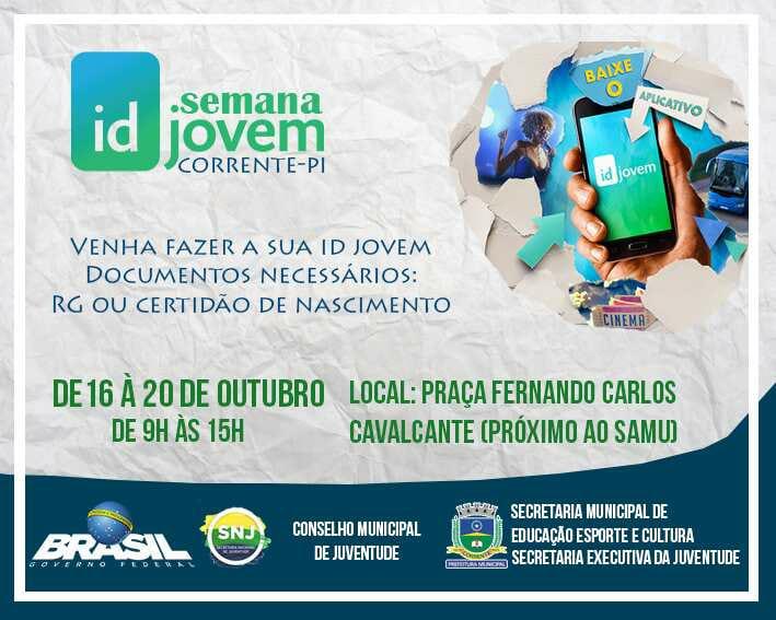 Programa Identidade Jovem realiza mutirão na praça Fernando Carlos