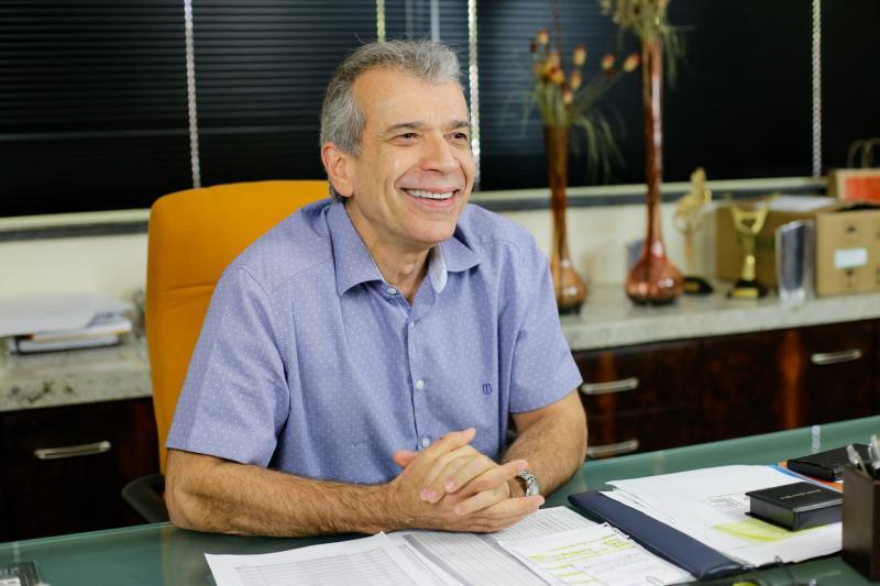 João Vicente declara apoio a Silvio Mendes independente de partido
