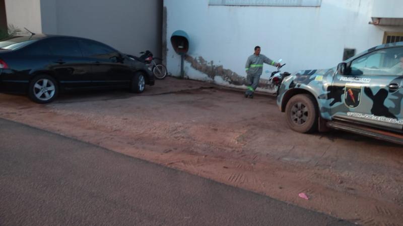 Bandido é preso em José de Freitas  após fugir da penitenciaria Major César