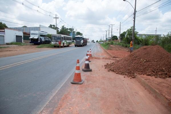 Após solicitação da Prefeitura de Timon, DNIT inicia recuperação da BR 316