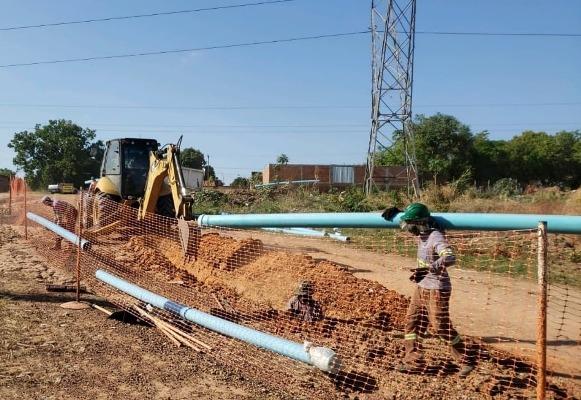 Investimento de R$ 11 milhões promove a melhoria do abastecimento em Timon