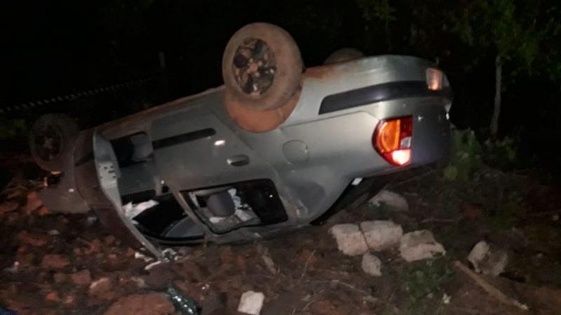 Motociclista morre após ser colhido violentamente por veículo na PI-113