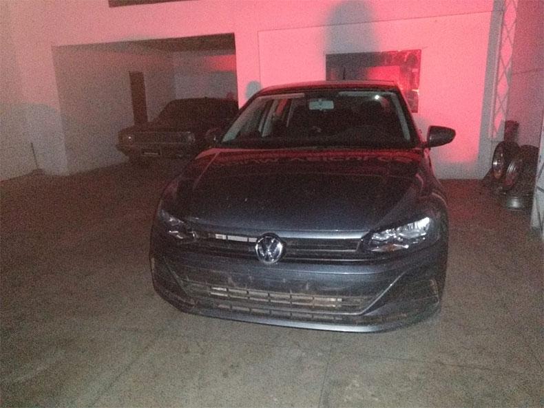 Carro usado em assassinato de prefeito é apreendido em Teresina