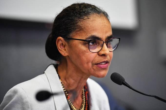 Marina Silva diz que intenção de Roberto Alvim era agradar Bolsonaro