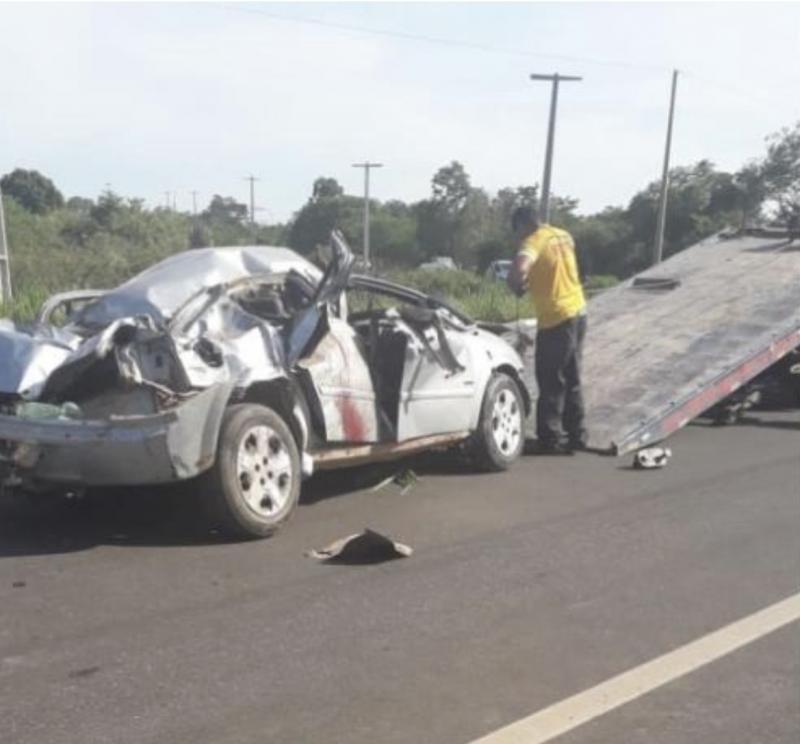 Jovem morre em acidente após retornar de festa no Piauí