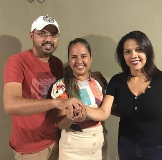 Prefeita Ana Célia confirma apoio à pré-candidatura de Karyne do Rodrigão
