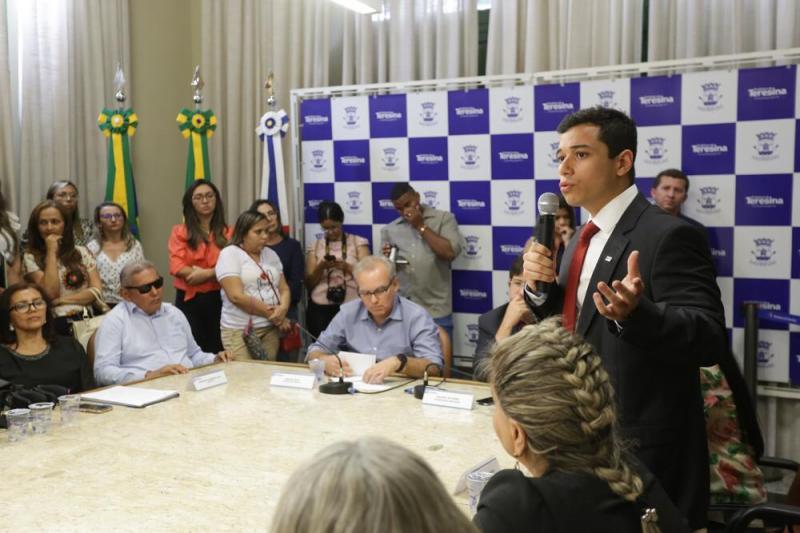 OAB Piauí prestigia posse de novos Conselheiros do CONADE-TE