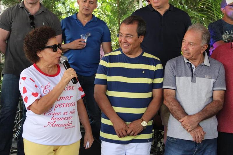 Prefeito Jonas Moura participa da Festa de Aniversário de 41 Anos da APPM