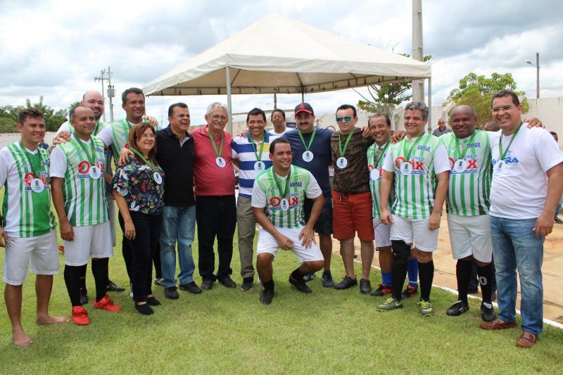 Prefeito Robertinho participa da Festa de Aniversário de 41 Anos da APPM