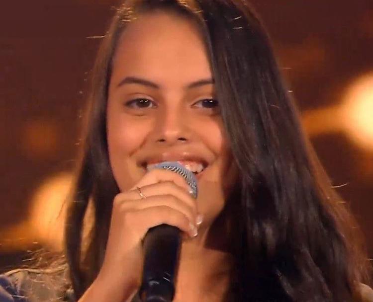 Piauiense de 13 anos é classificada no The Voice Kids